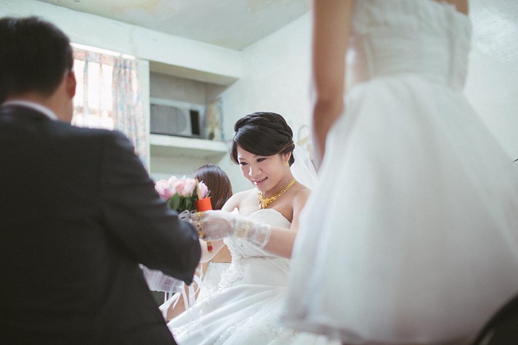 【婚禮攝影 高雄】佳宏 & 柔鳳 | 樺山林婚宴會館 底片風格
