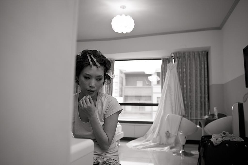 【婚禮攝影 高雄】順發 & 怡雯 | 香蕉碼頭餐廳 底片風格