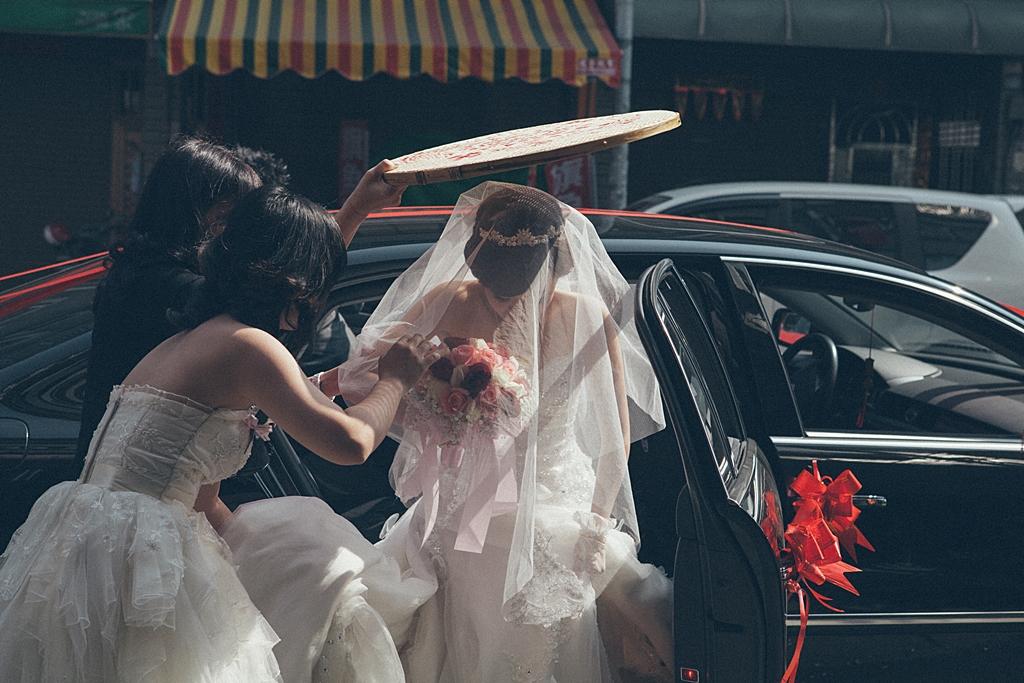 【婚禮攝影 屏東】昭益 & 貞瑩 | 和樂餐廳 底片風格