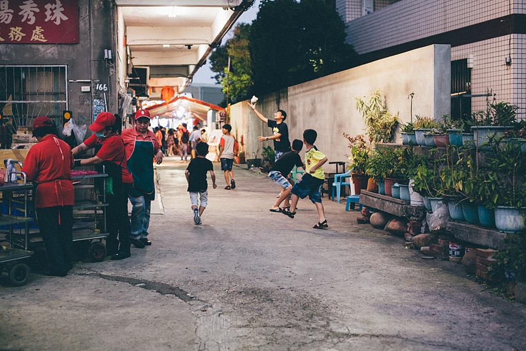 【婚禮攝影 彰化】修廷 & 國玉 | 自宅 流水席 底片風格
