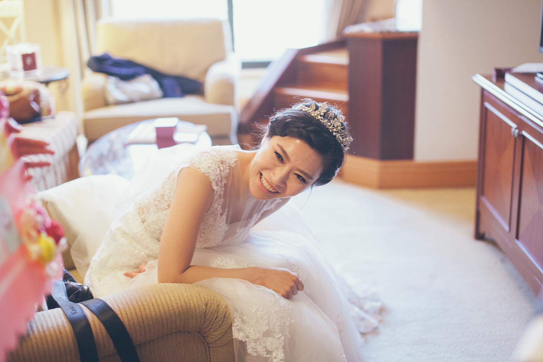 【婚禮攝影 新竹】諺澤 & 夢書 | 煙波大飯店 底片風格