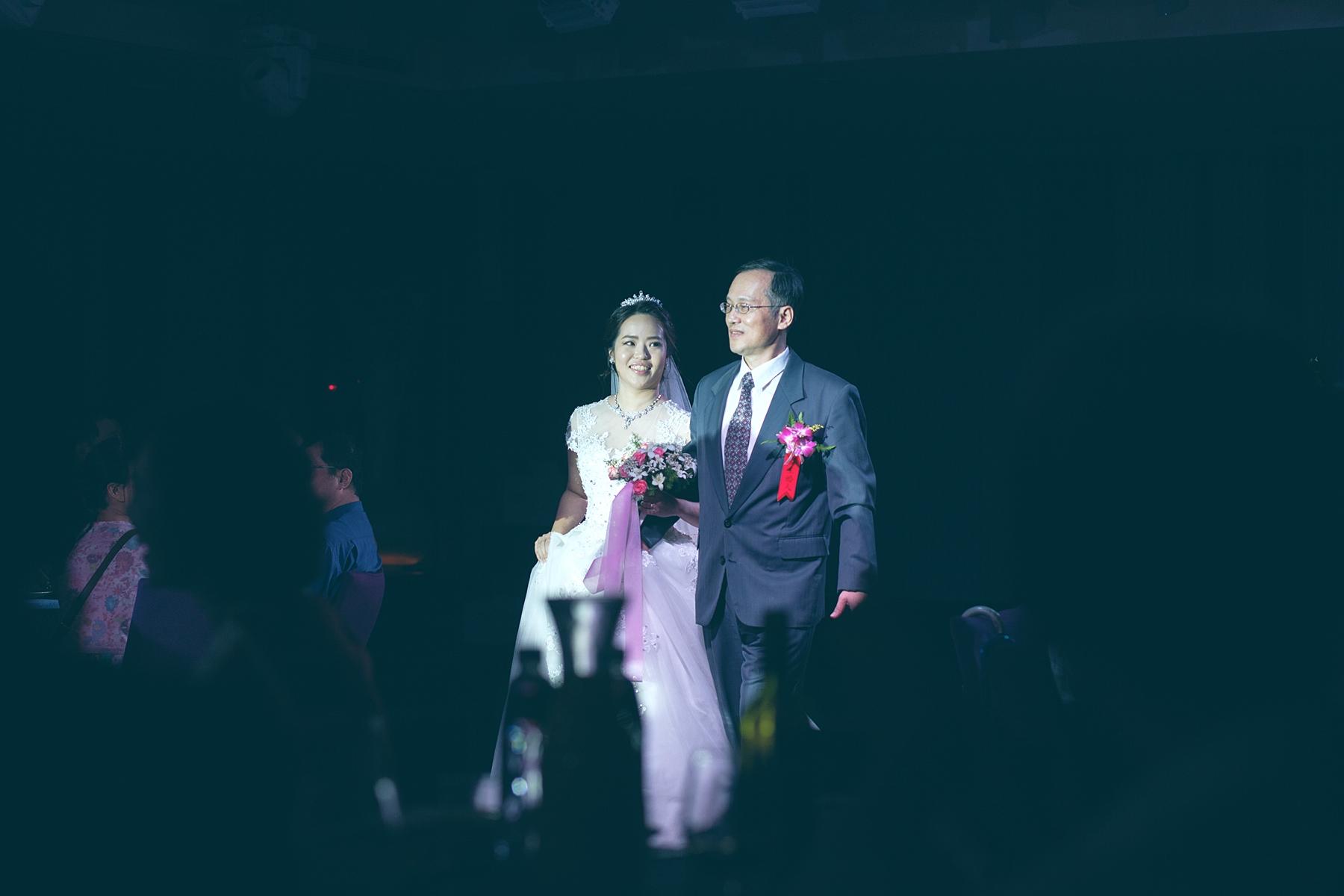 【婚禮攝影 台北】晟銘 & 佩鑫 | 維多麗亞酒店 底片風格