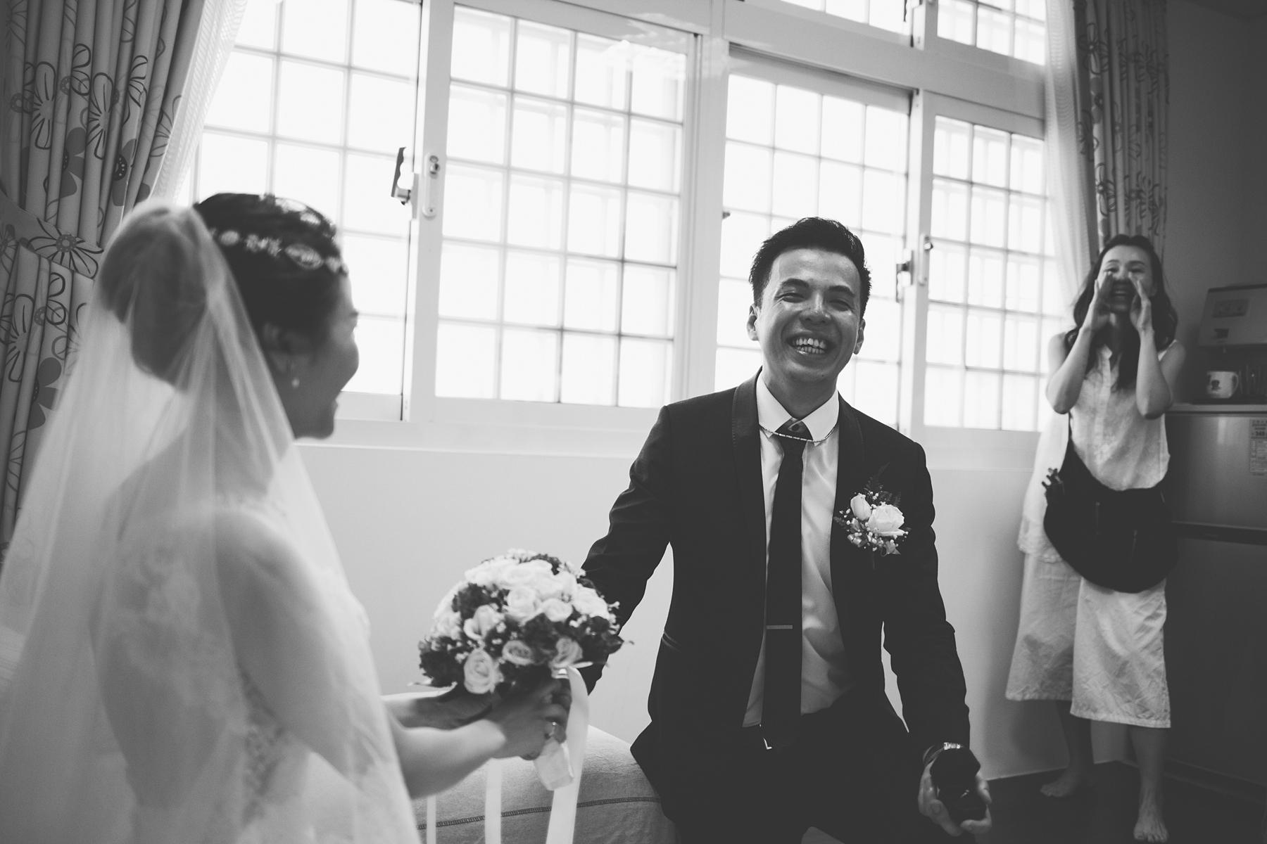 【婚禮攝影 桃園】垂豪 & 思玲 | 儷宴婚宴會館 底片風格
